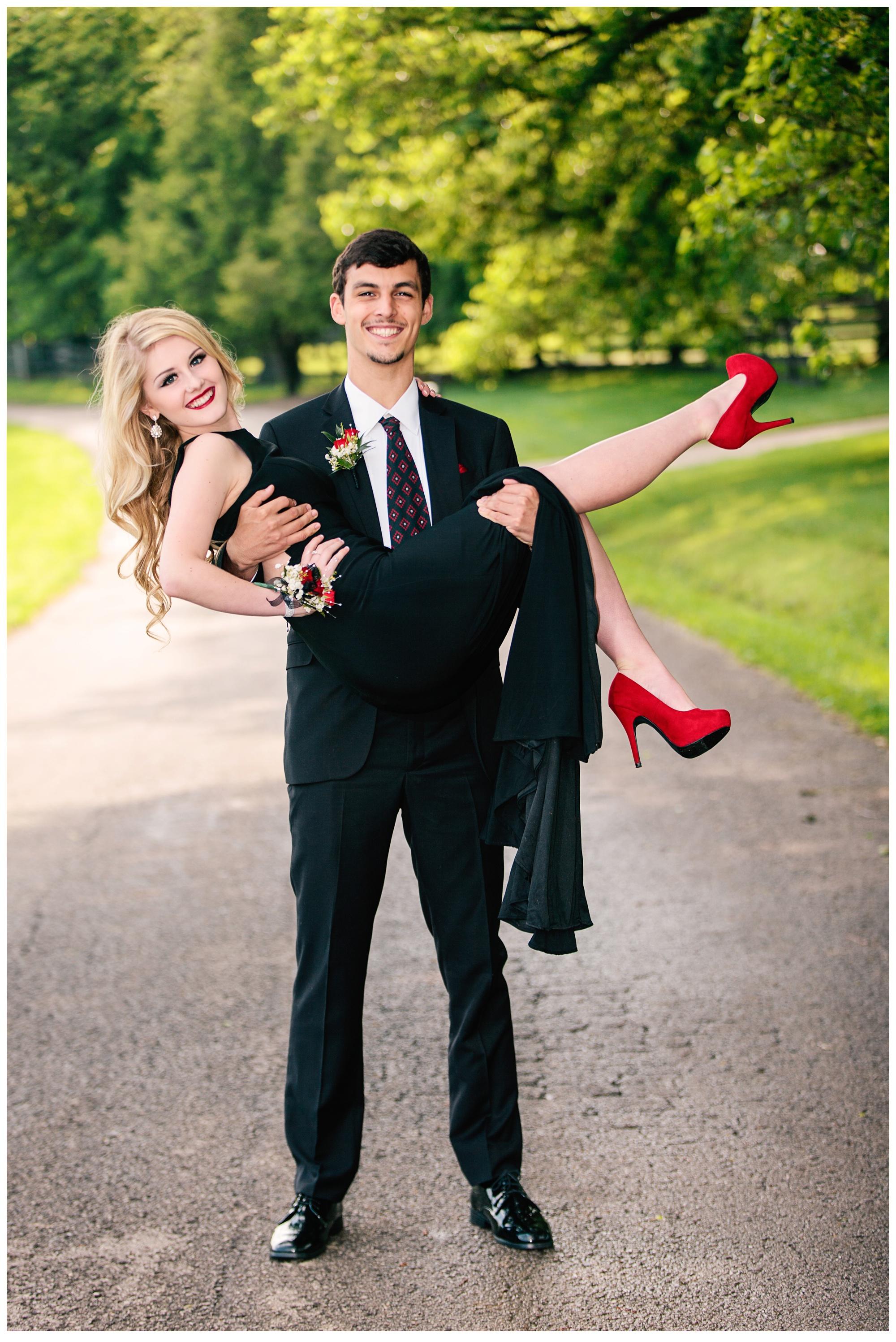 Louisville Prom Photo Shoot Louisville Senior Photographer