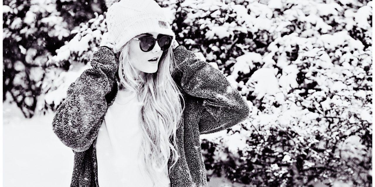 Katie's Winter Shoot | Louisville Senior Photographer