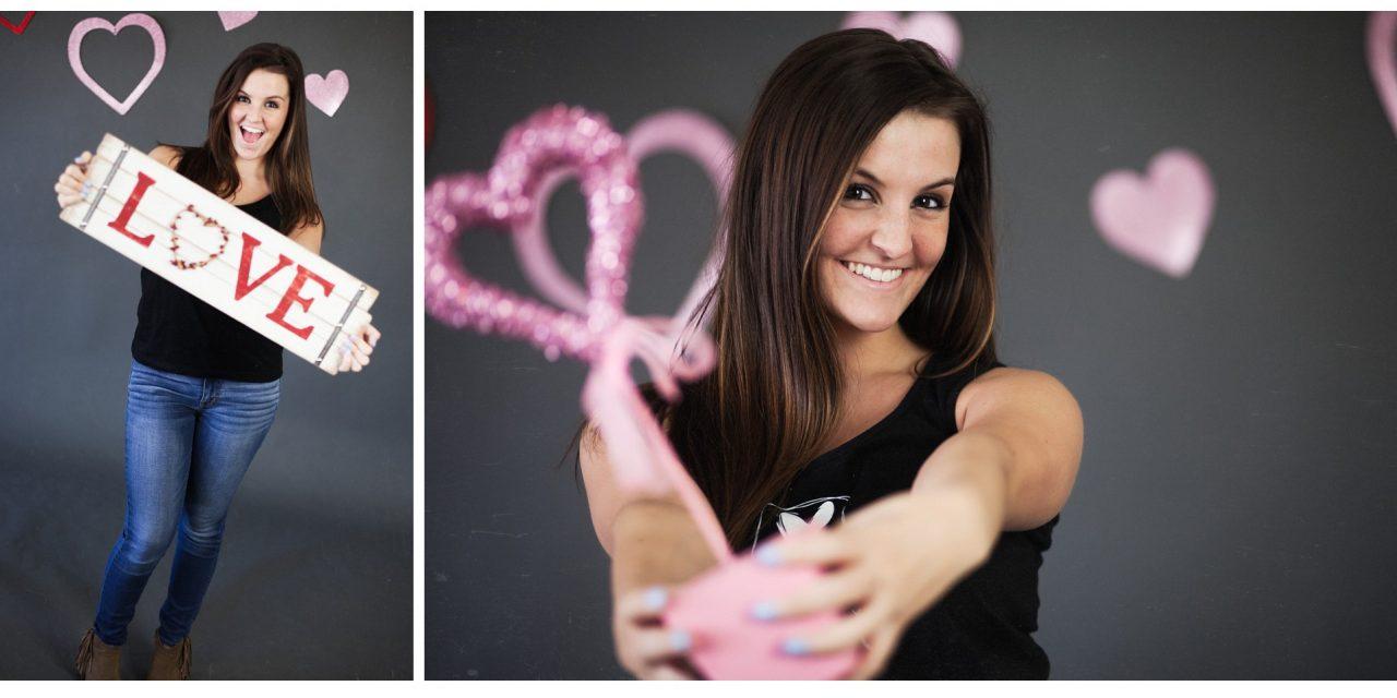 Happy Valentine's Day! | Louisville Senior Pictures