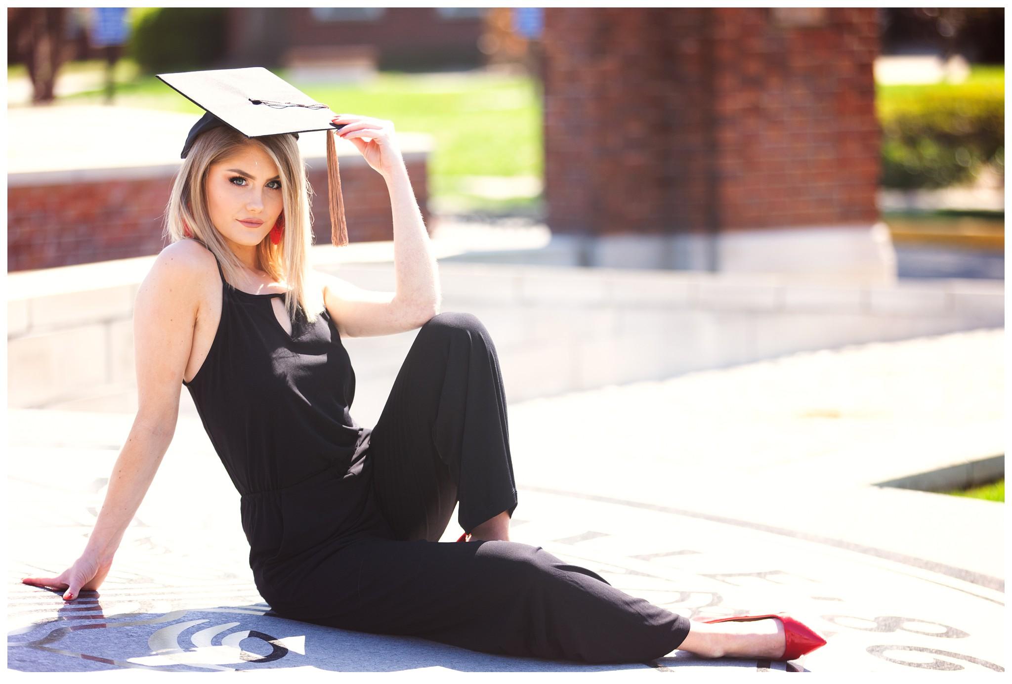 College Graduation Picture